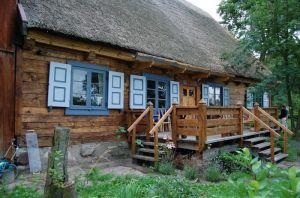 Żuławy/ Dom w Mikoszewie