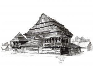 Synagoga w Wołpie